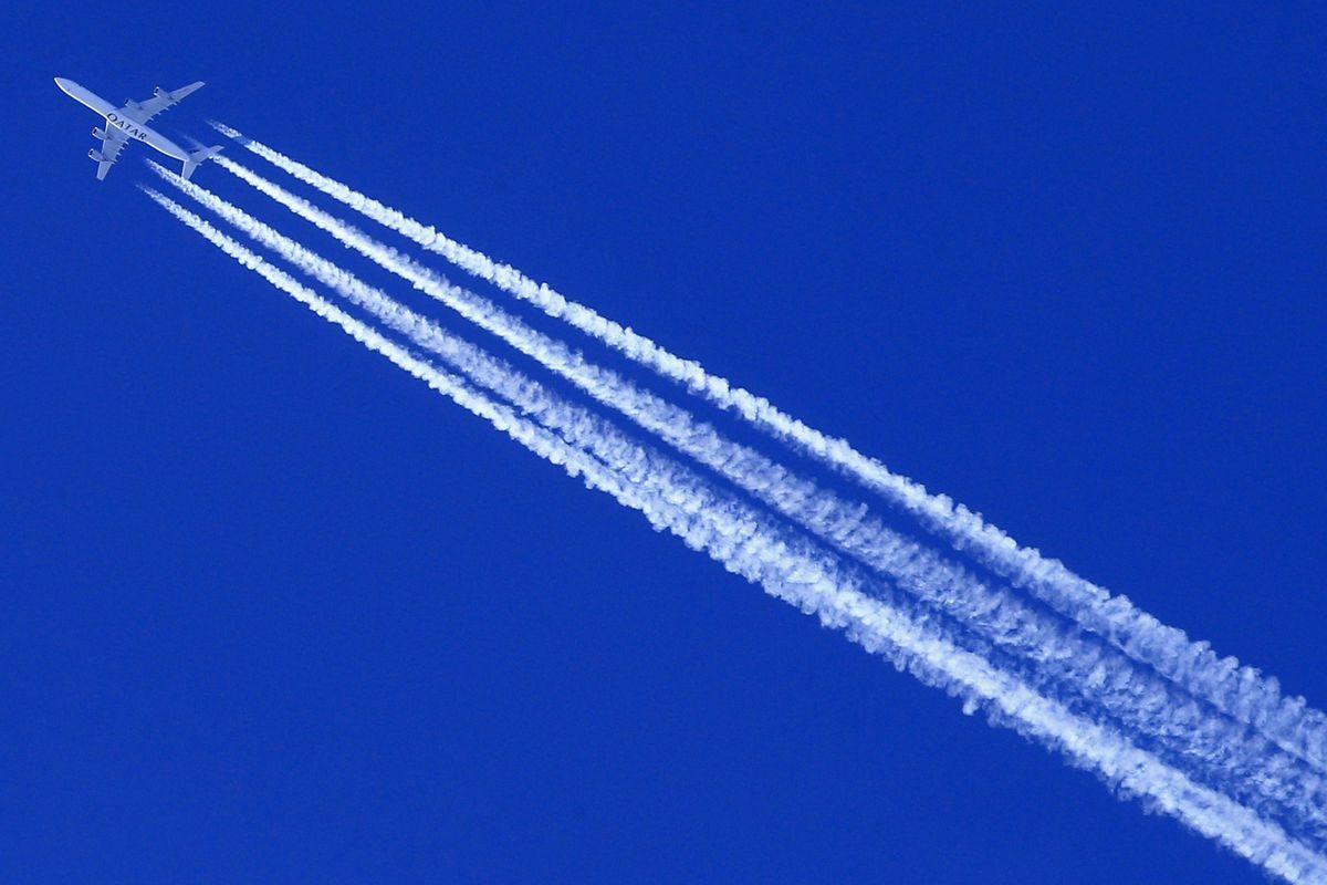 Plane crashes are getting rarer and rarer.