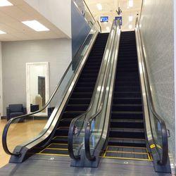 <del>Stairway</del> Escalator to heaven?