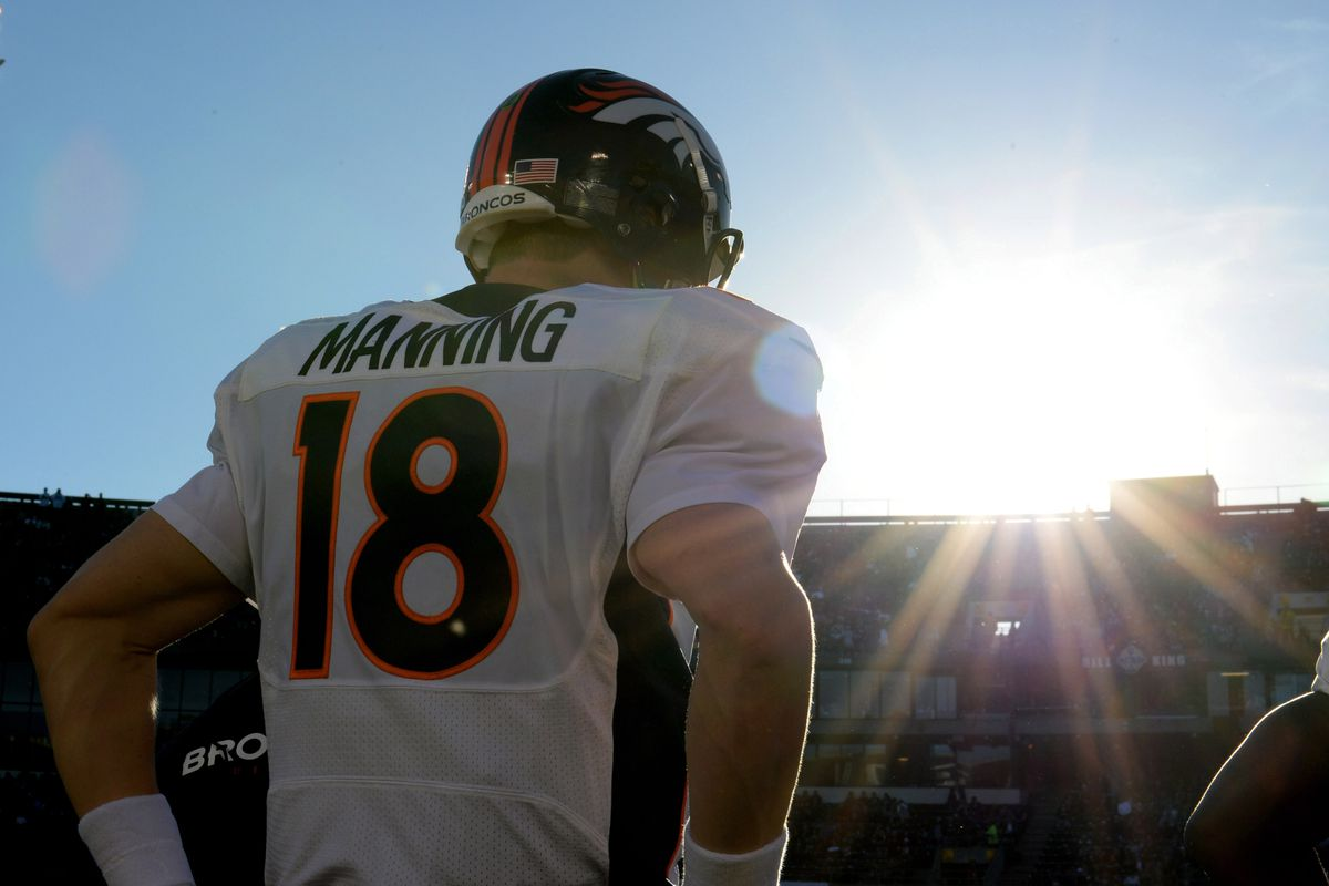 Will Peyton Manning and the Broncos win the Super Bowl this year?