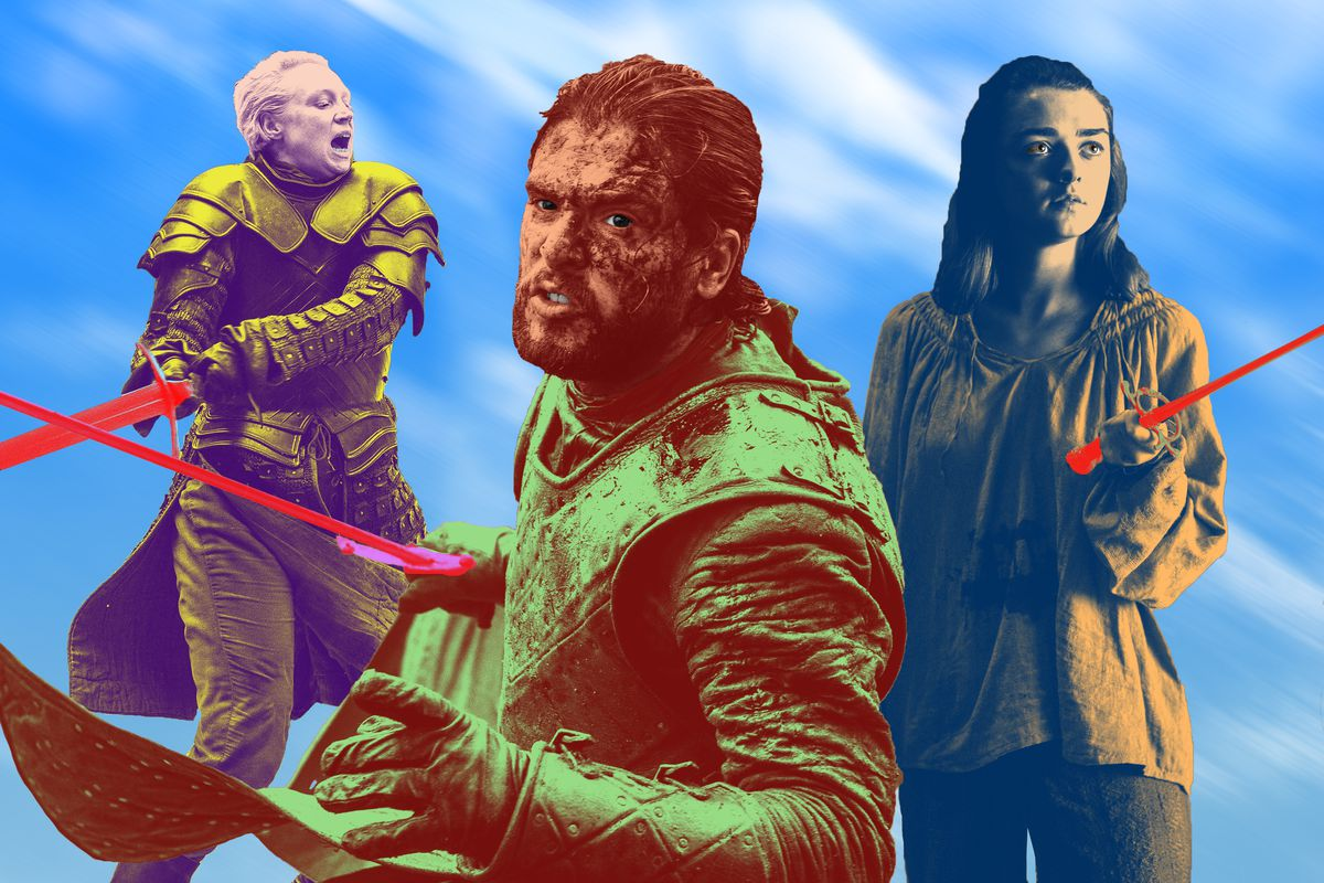 The Seven Best and Worst Fighters on 'Game of Thrones' - The