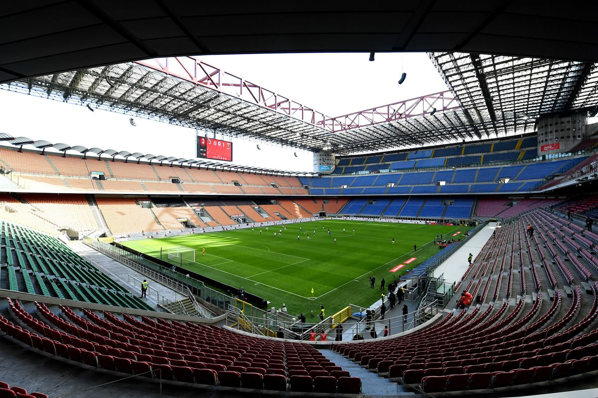(SP)ITALY-MILAN-SOCCER-ITALIAN SERIE A-AC MILAN VS GENOA