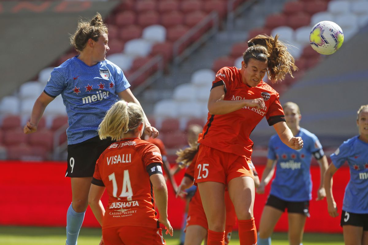 The NWSL plans to open a fall series on Sept. 5.