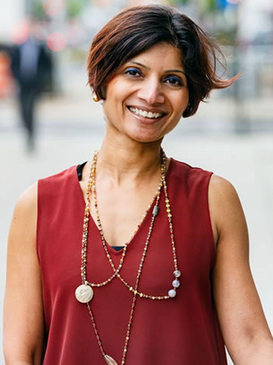 Dr. Adeeti Gupta.