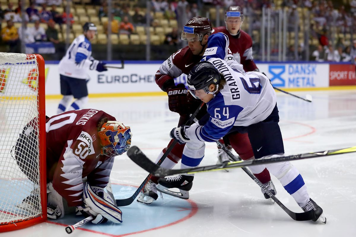 Latvia v Finland - 2018 IIHF Ice Hockey World Championship