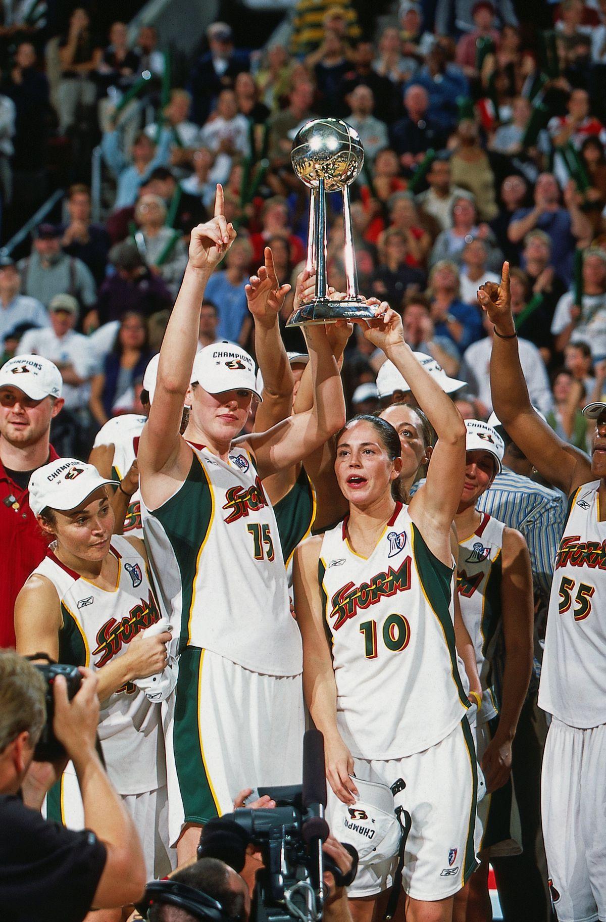 2004 WNBA Finals - Game 3: Connecticut Sun vs. Seattle Storm