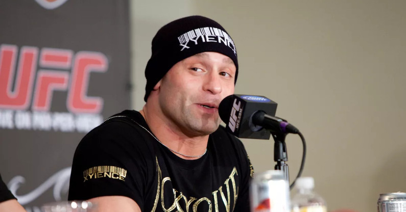 Matt Serra to be inducted into UFC Hall of Fame this July