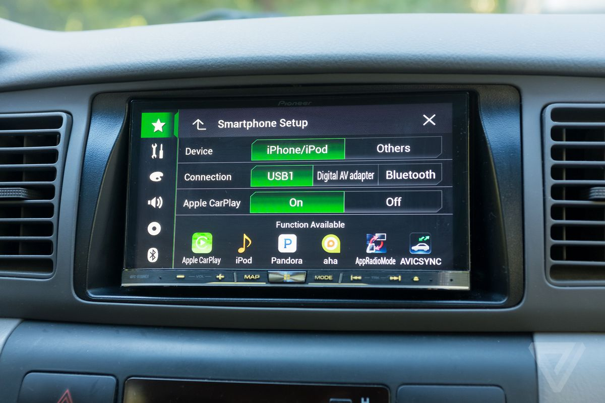 Getting Apple Carplay And Android Auto In Your Car Is Easier Than 2008 F150 Cd Player Wiring Harness Pioneer Avic 8100nex