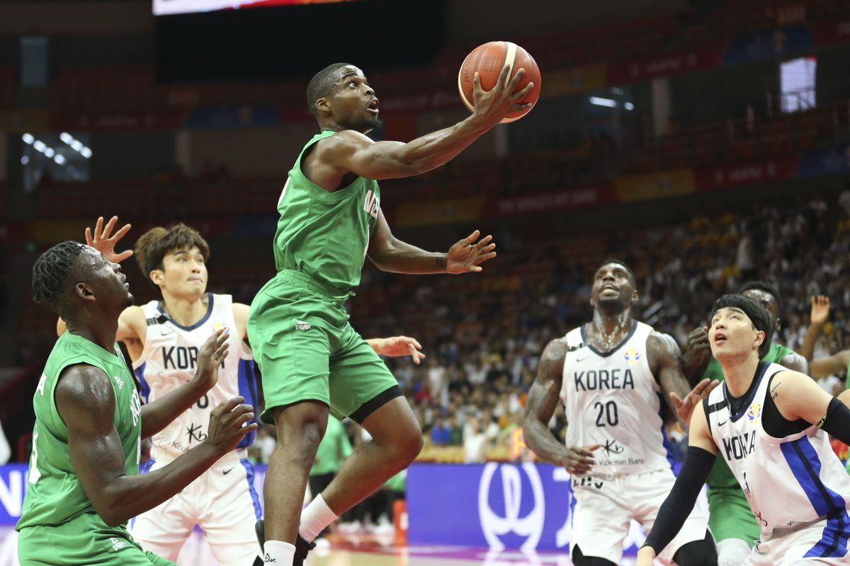 Korea v Nigeria: Group B - FIBA World Cup 2019