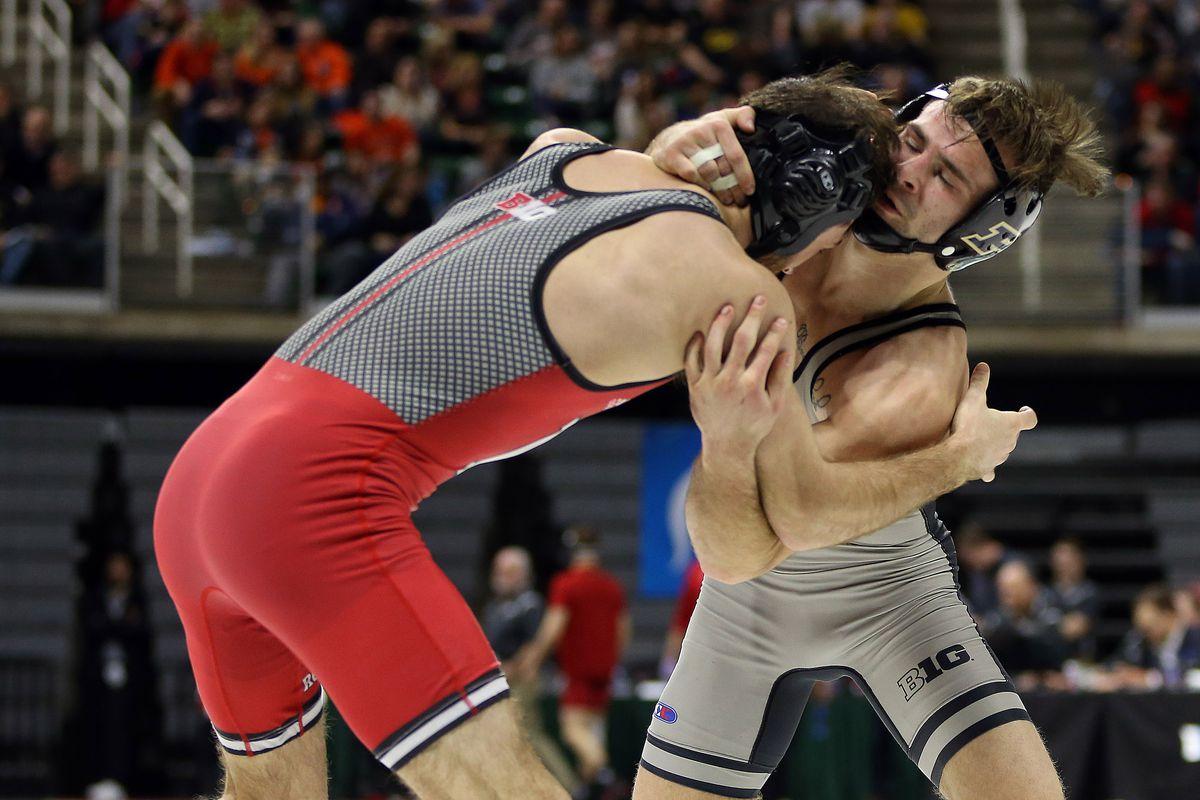 NCAA Wrestling: Big Ten Wrestling Championship