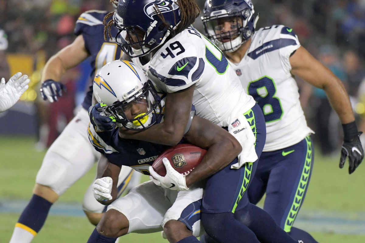 Seattle Seahawks Field Gulls >> How the Seattle Seahawks rookie class performed against the Chargers - Field Gulls