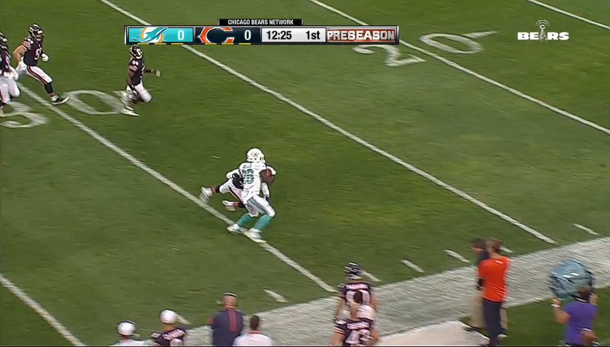 Miller 27 yard run 6