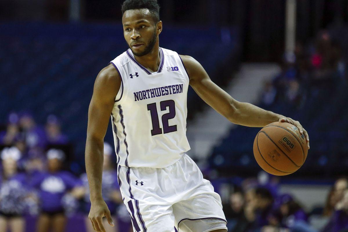 NCAA Basketball: Lewis at Northwestern