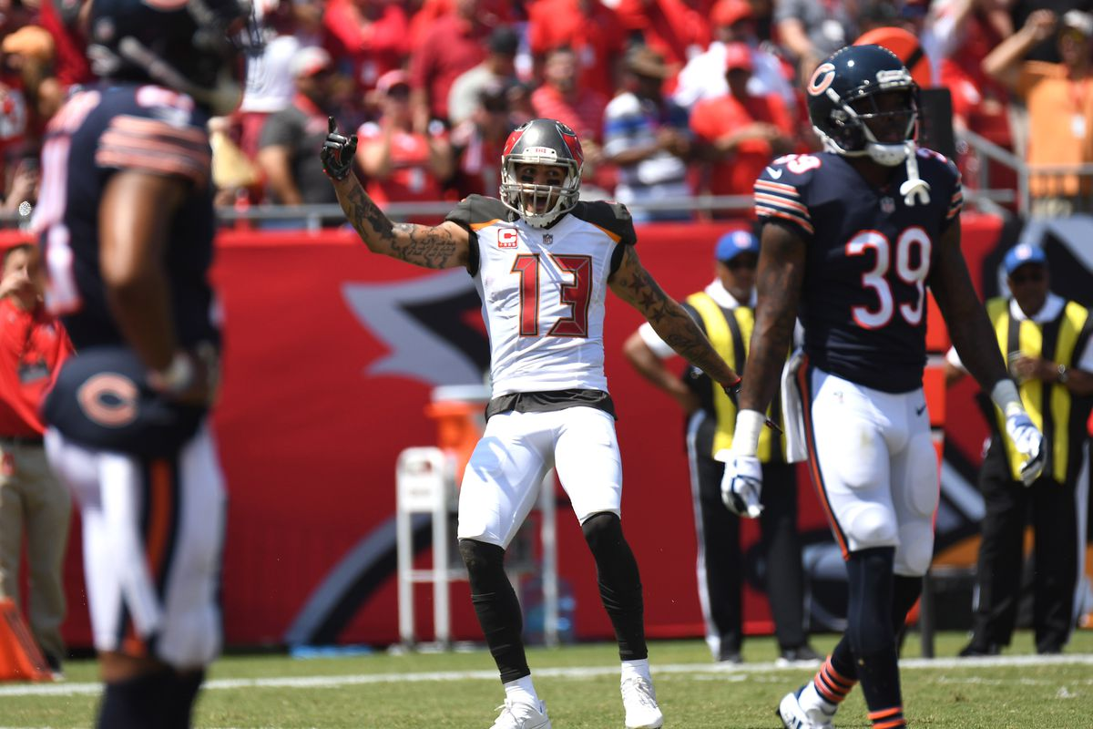 Mike Evans contract Buccaneers and star receiver in talks Bucs