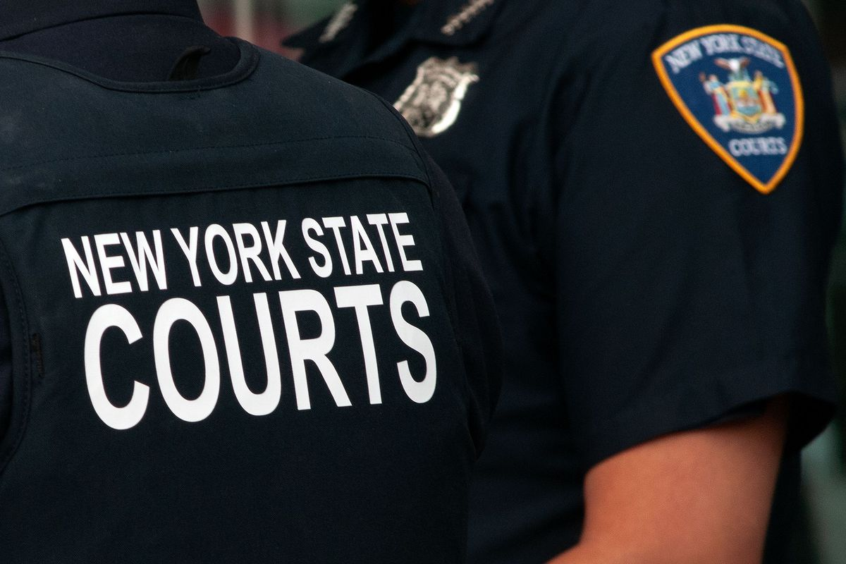 Bronx Court Officers