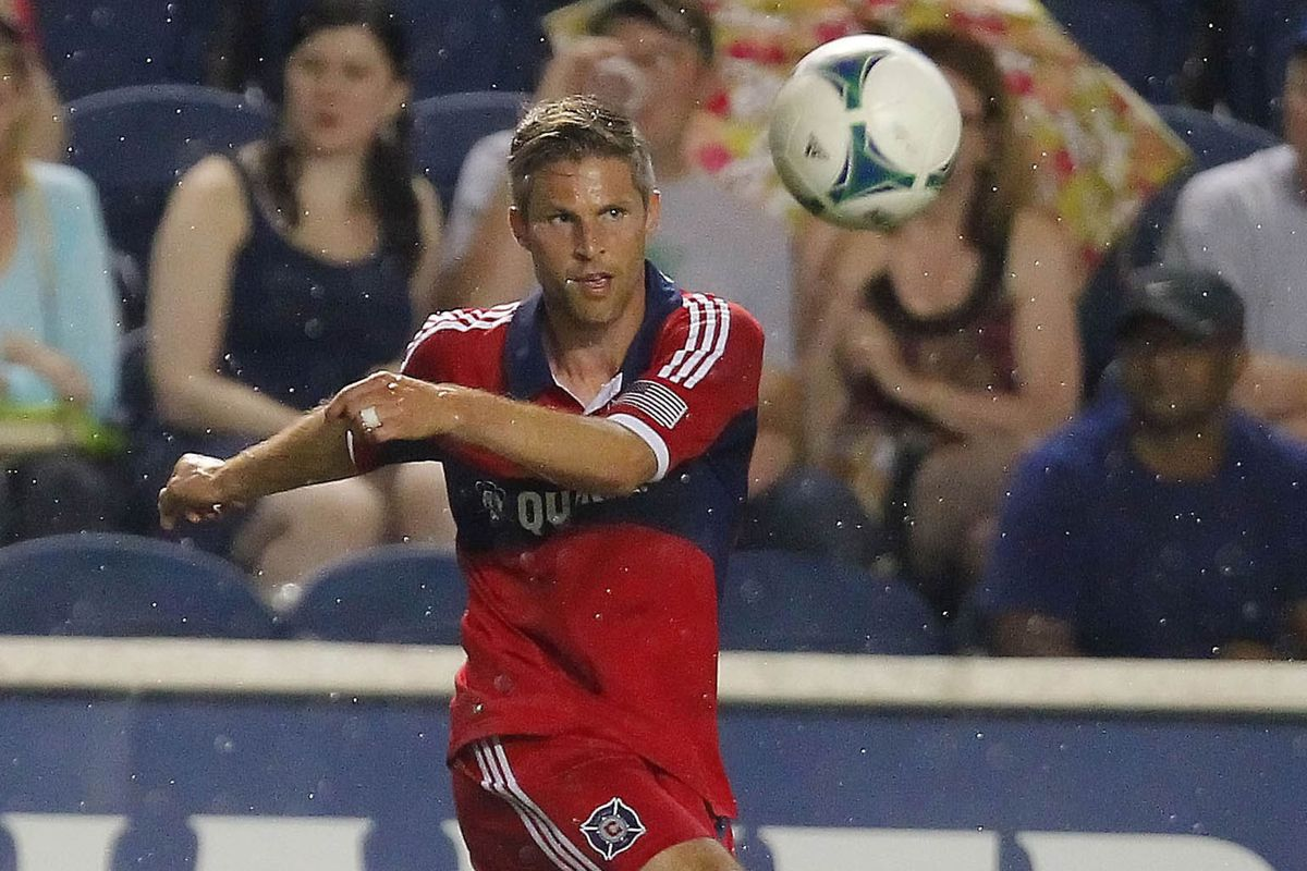 Could Fire captain Logan Pause be due a runout against DC United? His mental strength could be useful.