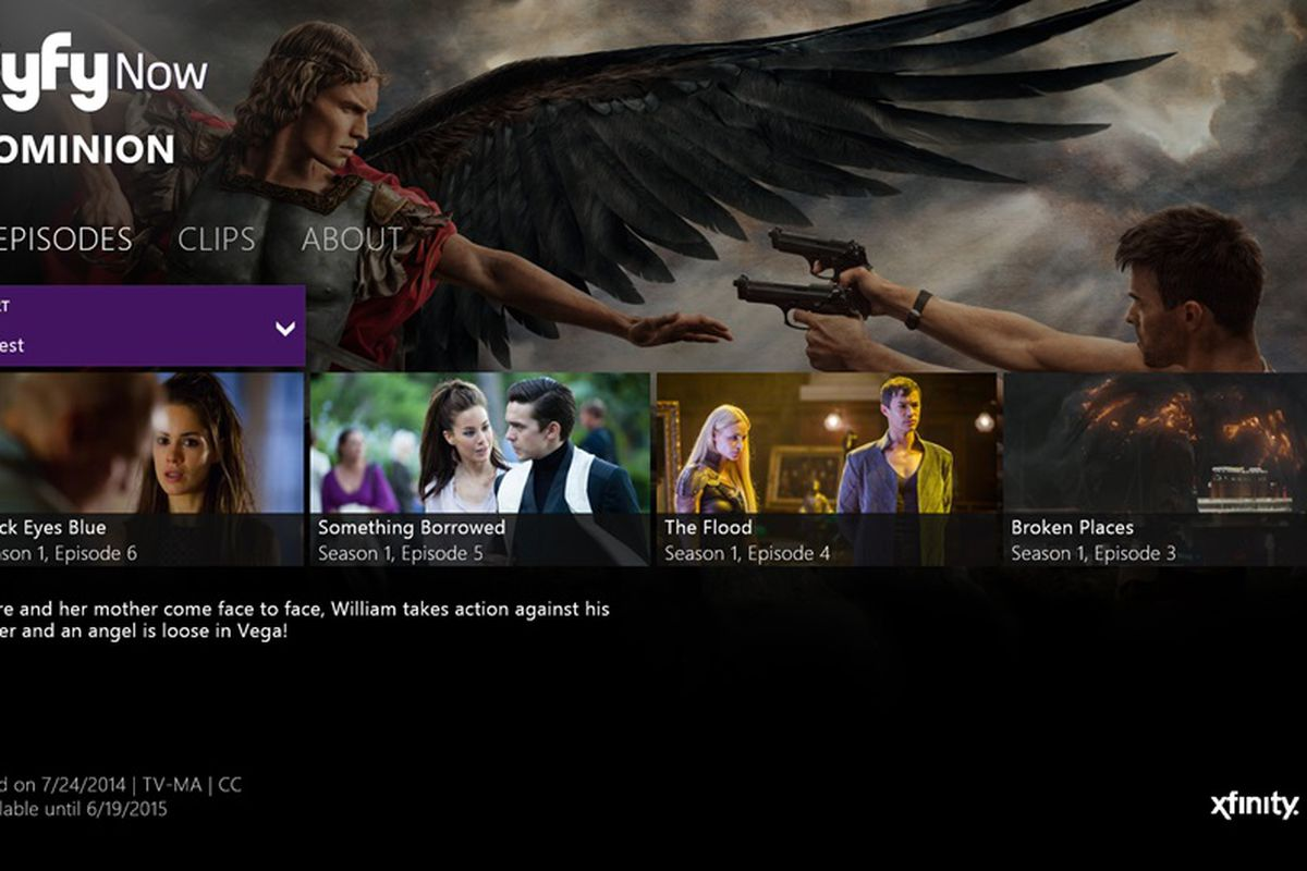 Watch 'Sharknado 2: The Second One' a second time in Xbox