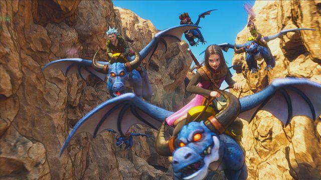 <em>Dragon Quest XI</em> artwork