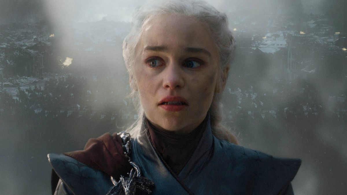 How Game Of Thrones Turned Daenerys Targaryen Into The Mad Queen Polygon