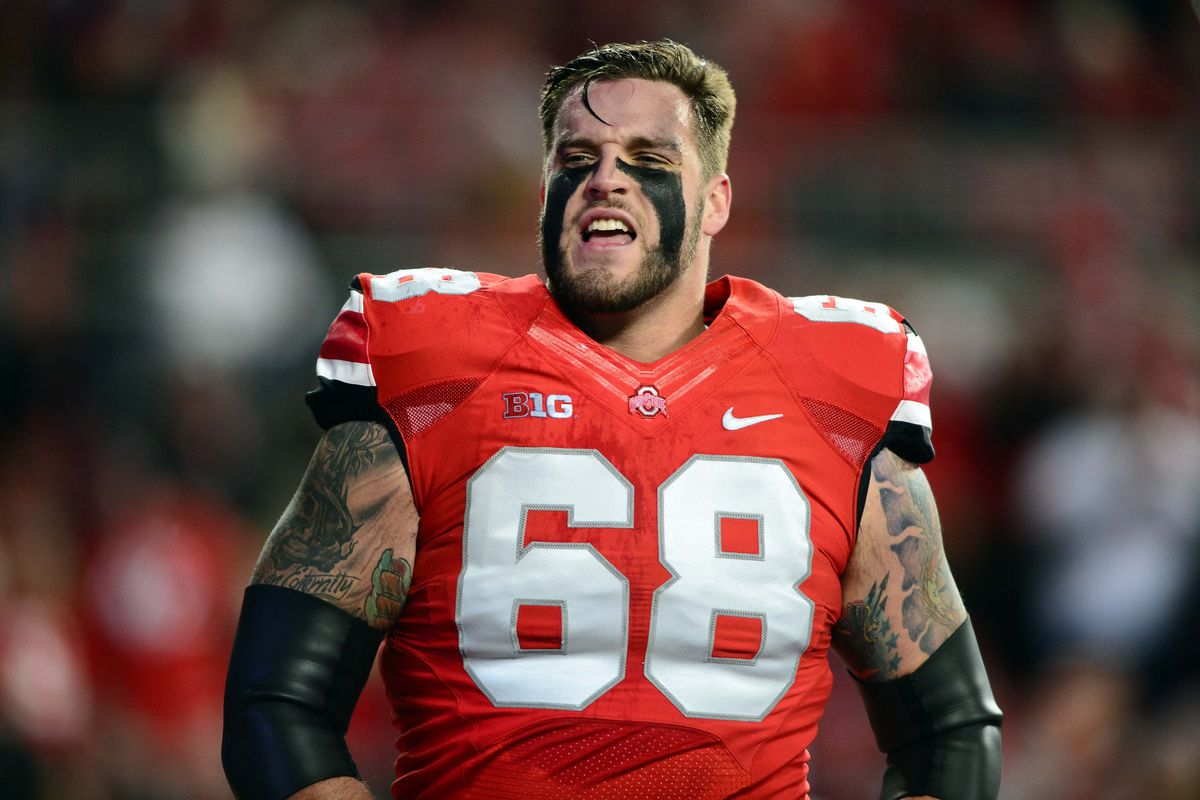 Taylor Decker will again be one of the leaders for Ohio State this year