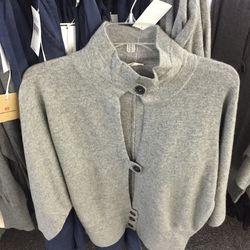 Women's sweater, $29 (originally $398)