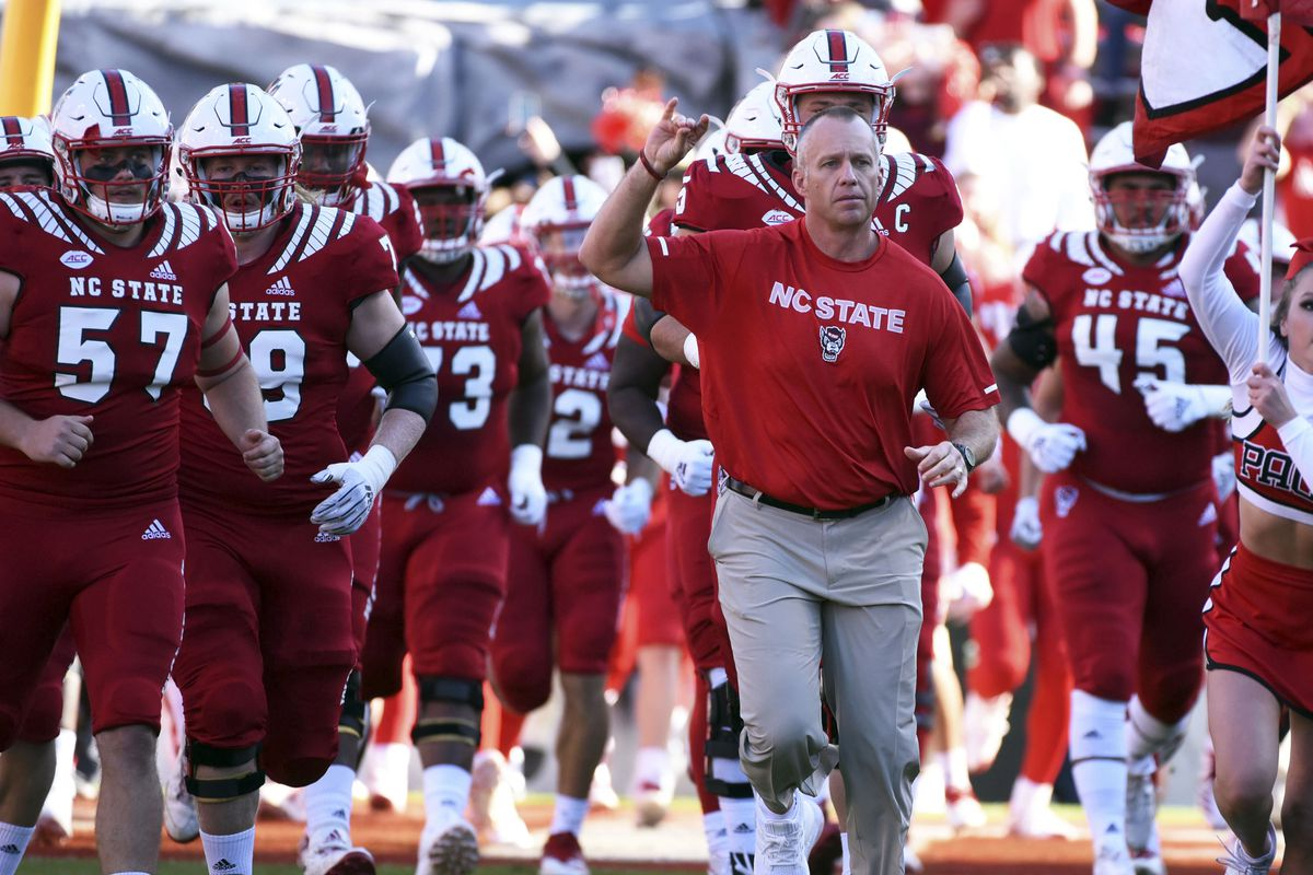 NCAA Football: Florida State at North Carolina State