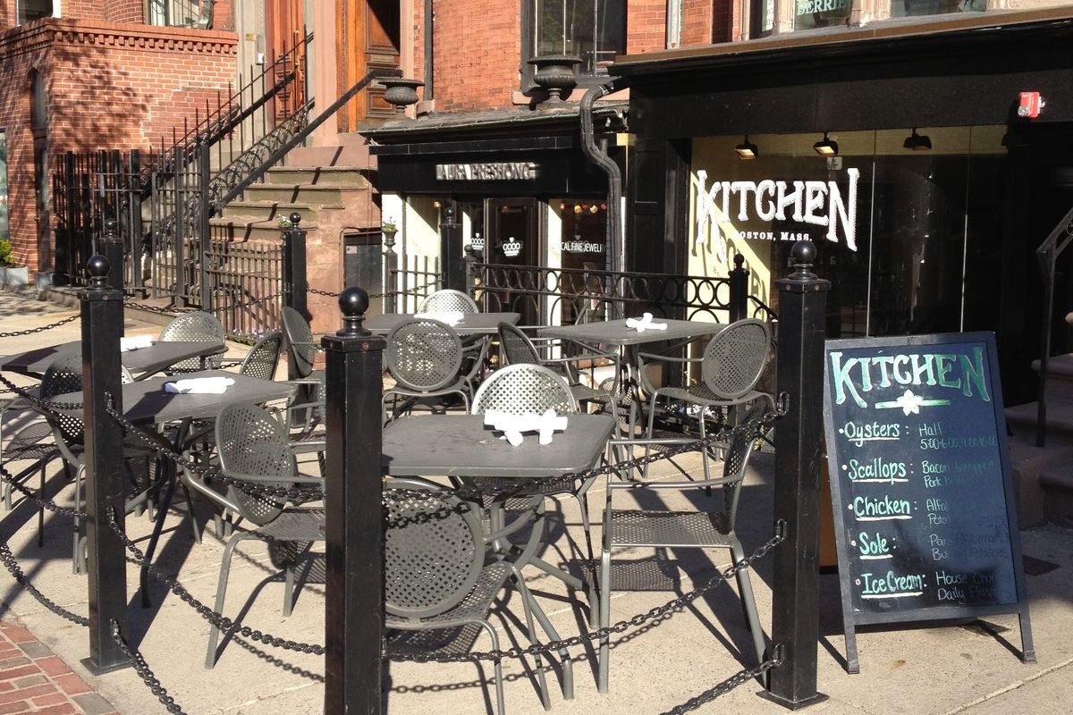 Kitchen Restaurant In The South End Has Closed Eater Boston