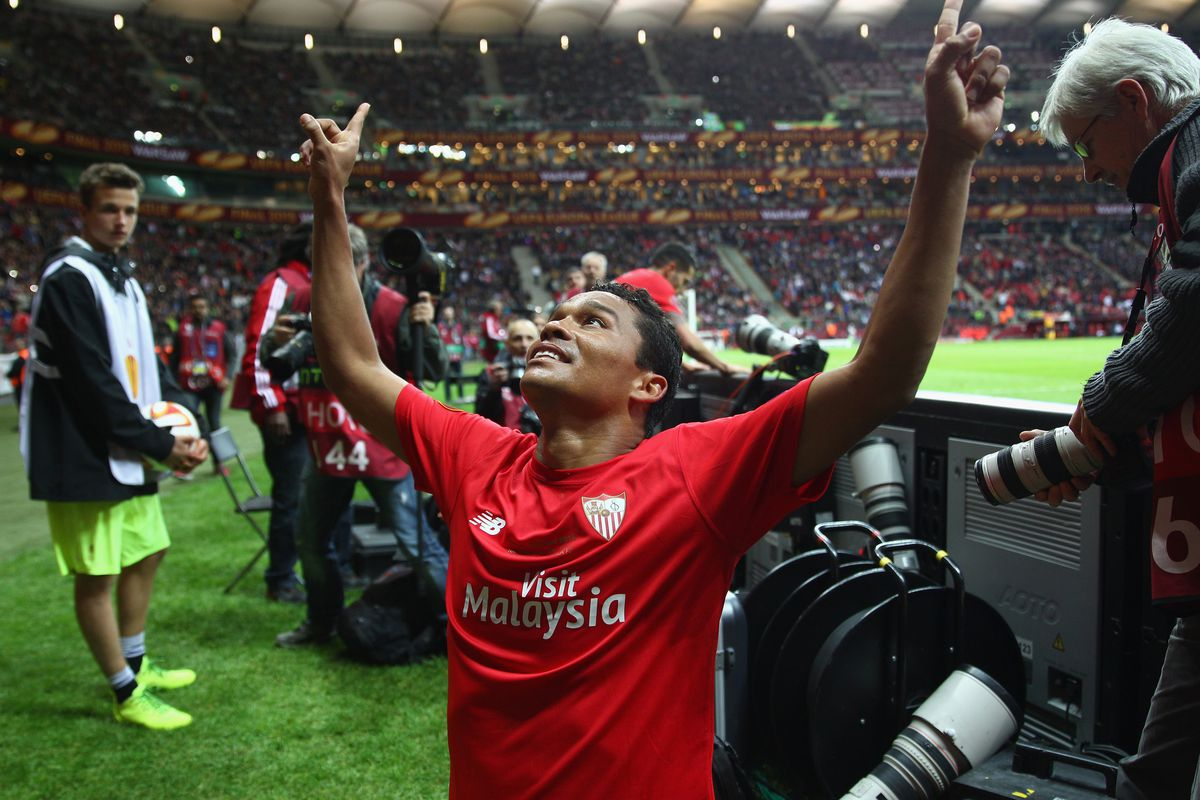 Carlos Bacca's arrival at Milan is a great sign for the Rossoneri.