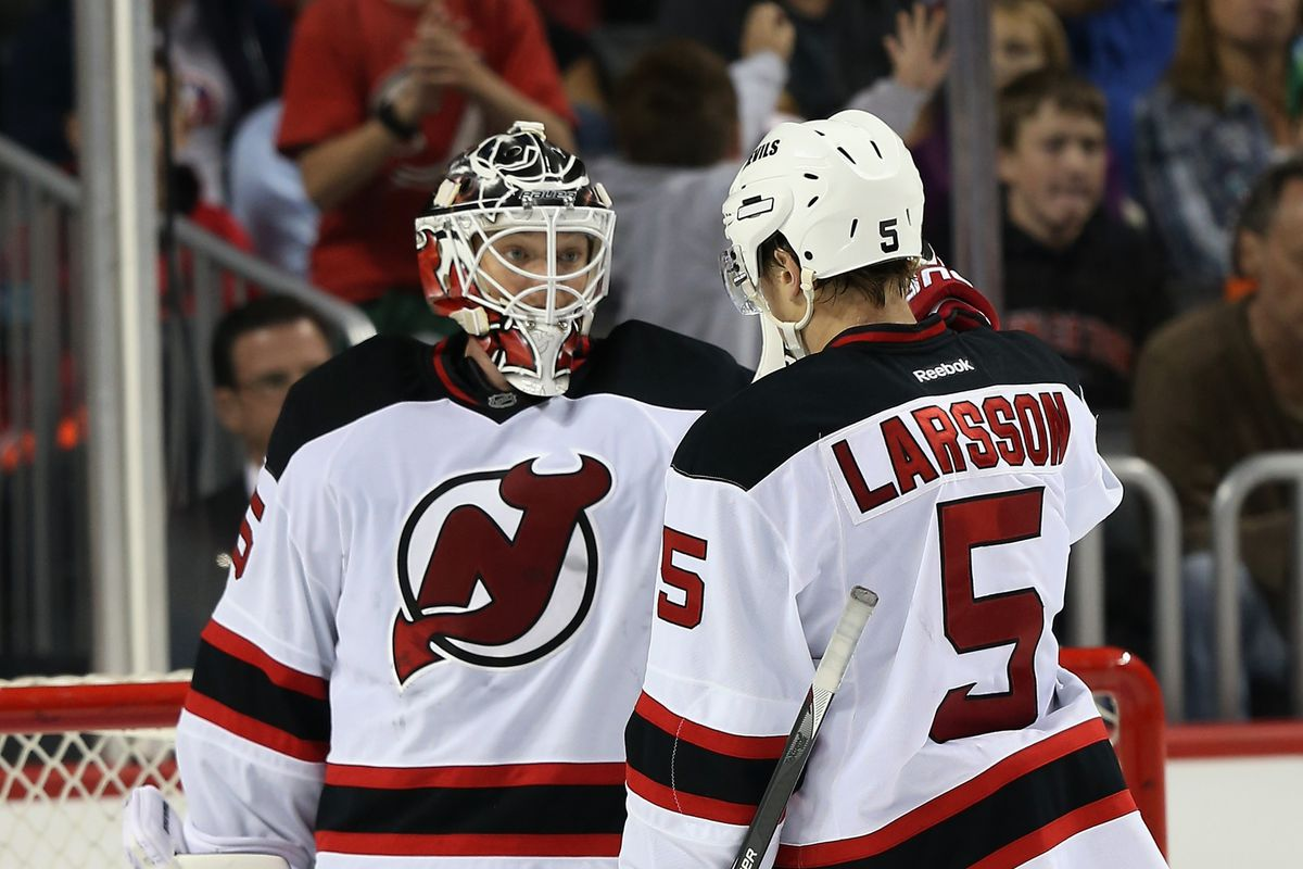 462ca306e Hello Brooklyn: New Jersey Devils Shut Out New York Islanders 3-0 at  Barclays Center