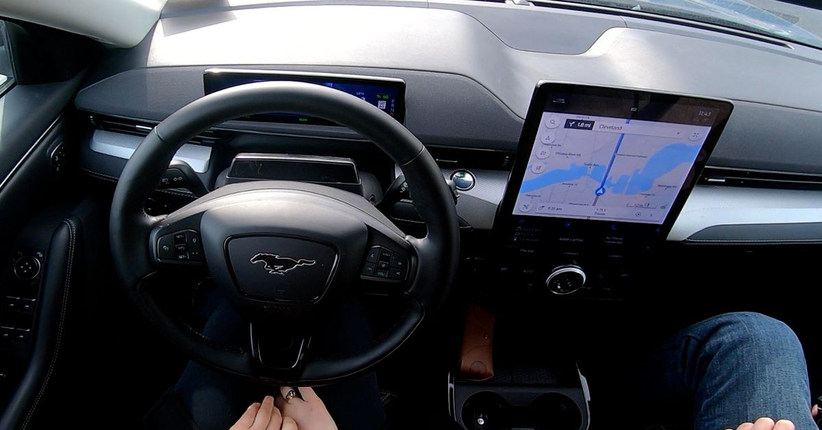 Ford's hands-free BlueCruise driving feature coming soon to the F-150... image