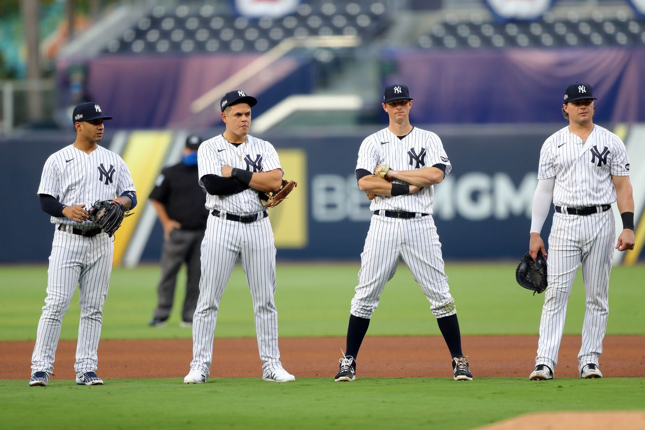 American League Division Series Game 3: New York Yankees v. Tampa Bay Rays