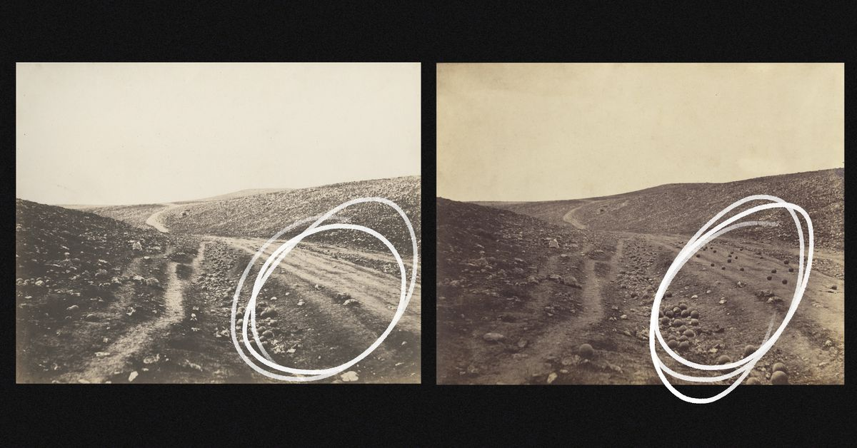 www.vox.com: Was this famous war photo staged? Errol Morris explains.