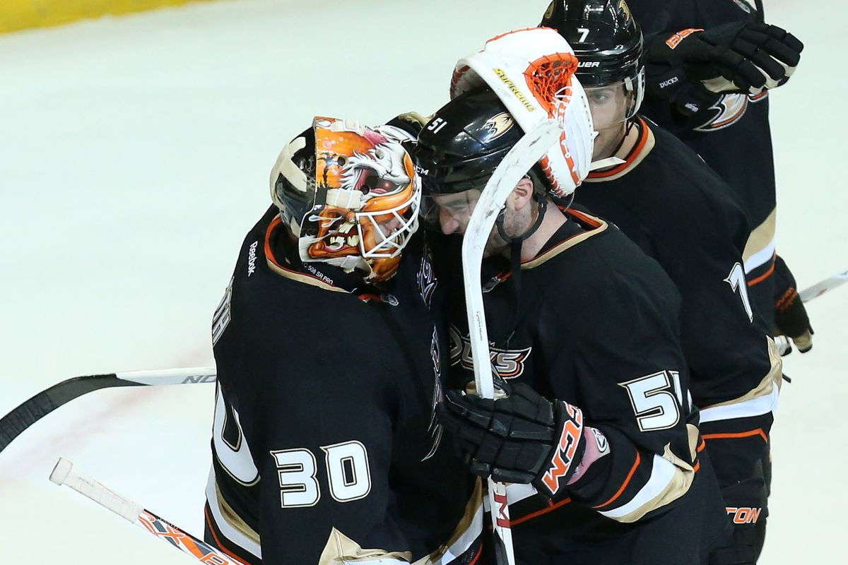 11 wins in a month and Palmieri's first Hat Trick?  That happened This Week in Ducks History...