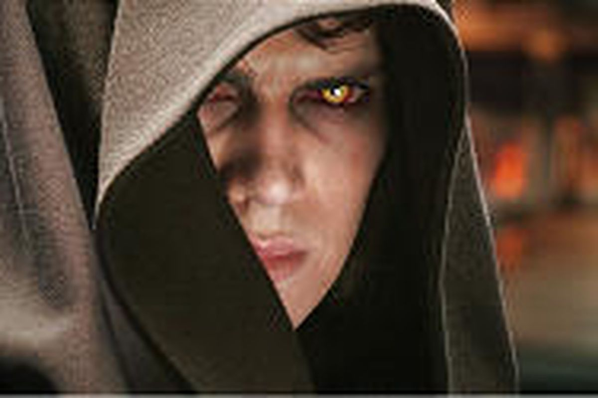 Hayden Christensen Visits Star Wars Galaxy S Edge Is This A Hint At Anakin Skywalker S Return Deseret News