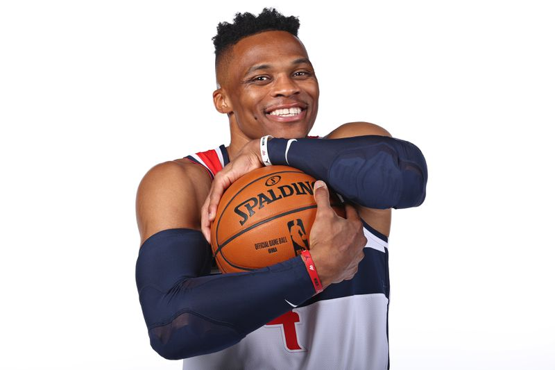 2020-21 Washington Wizards Content Day