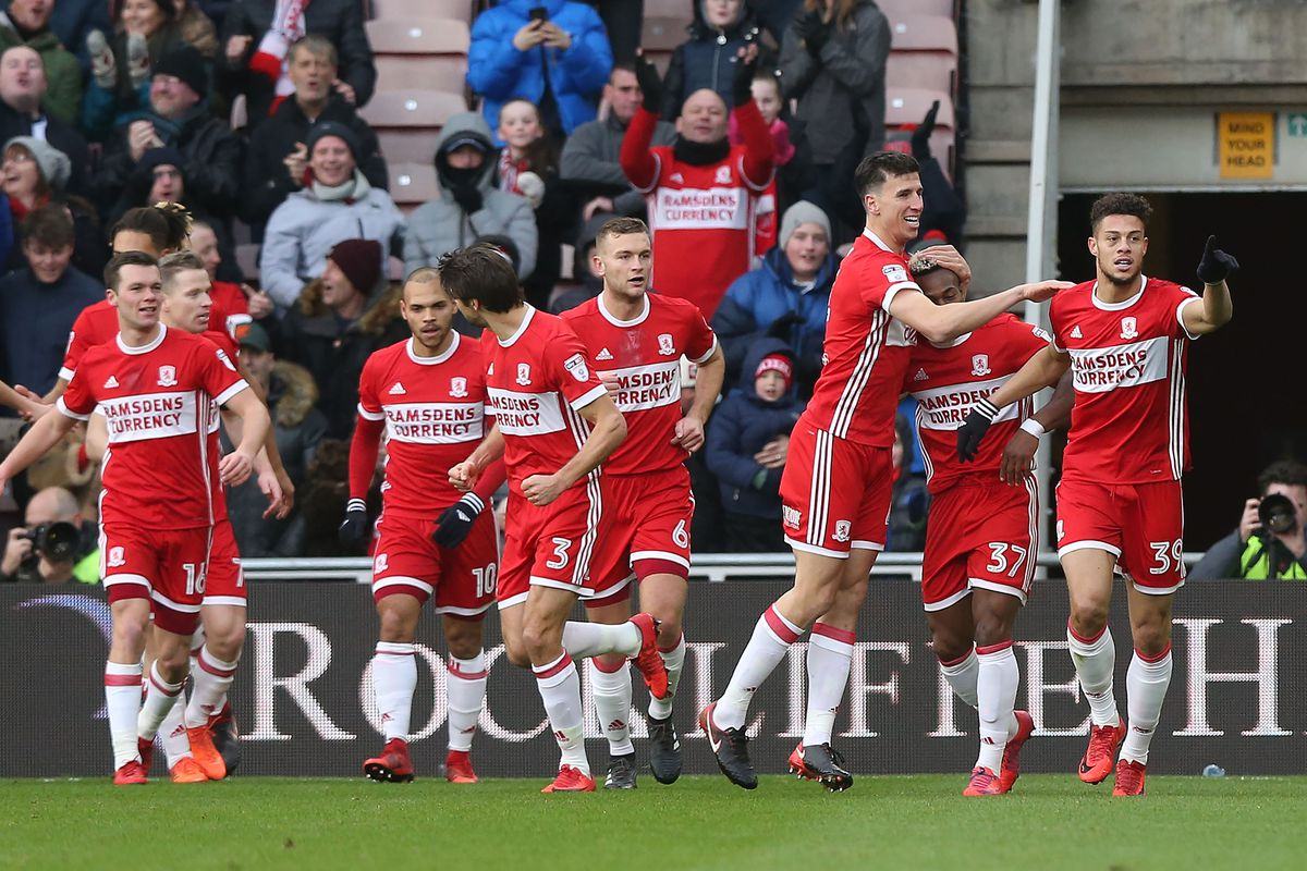 Middlesbrough v Sunderland - The Emirates FA Cup Third Round