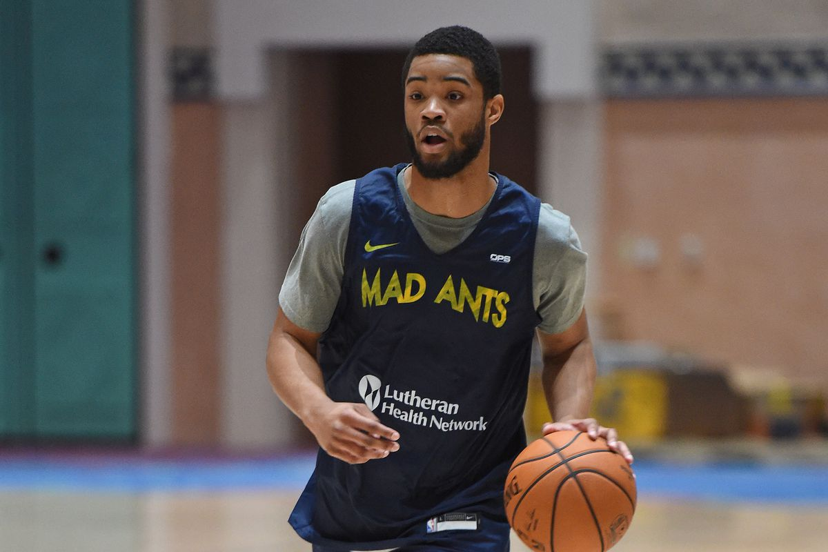 2021 NBA G League All Access - Fort Wayne Mad Ants Practice
