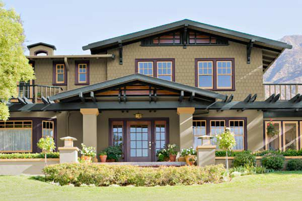 Paint Color Ideas For Craftsman Houses This Old House