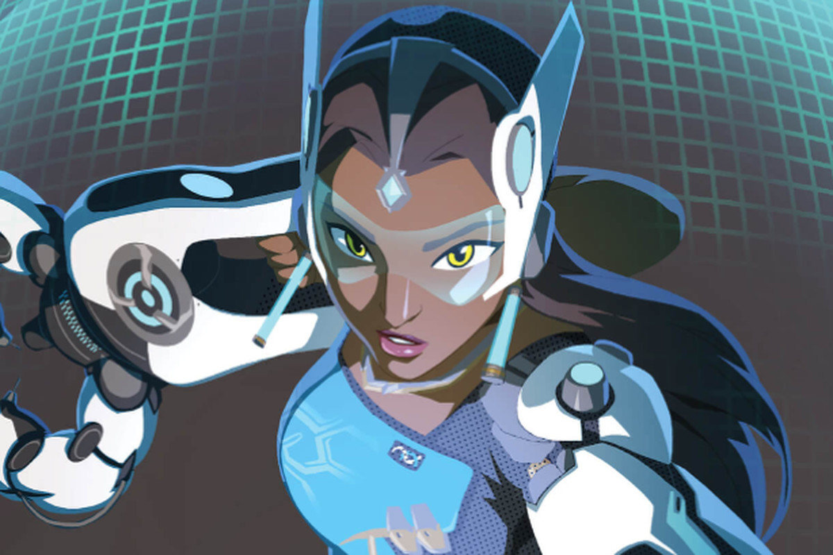 overwatch fan theory about symmetra finally confirmed by blizzard