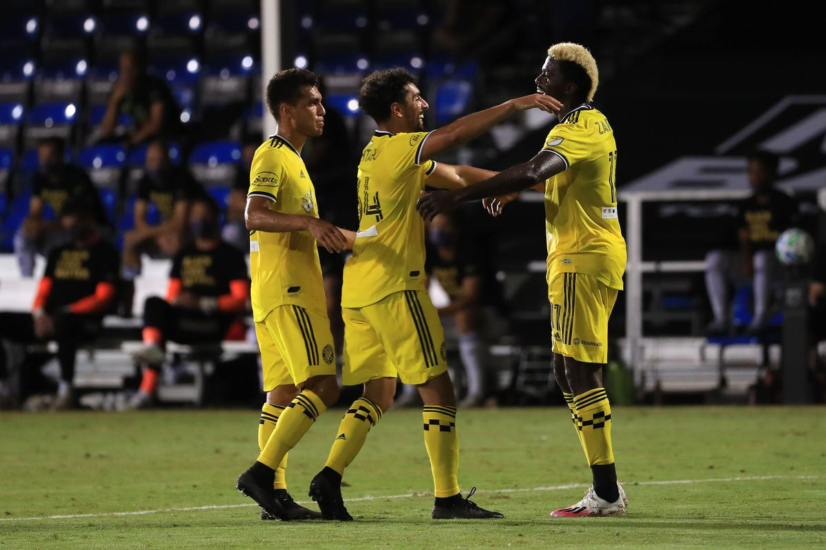 FC Cincinnati v Columbus Crew SC - MLS Is Back Tournament