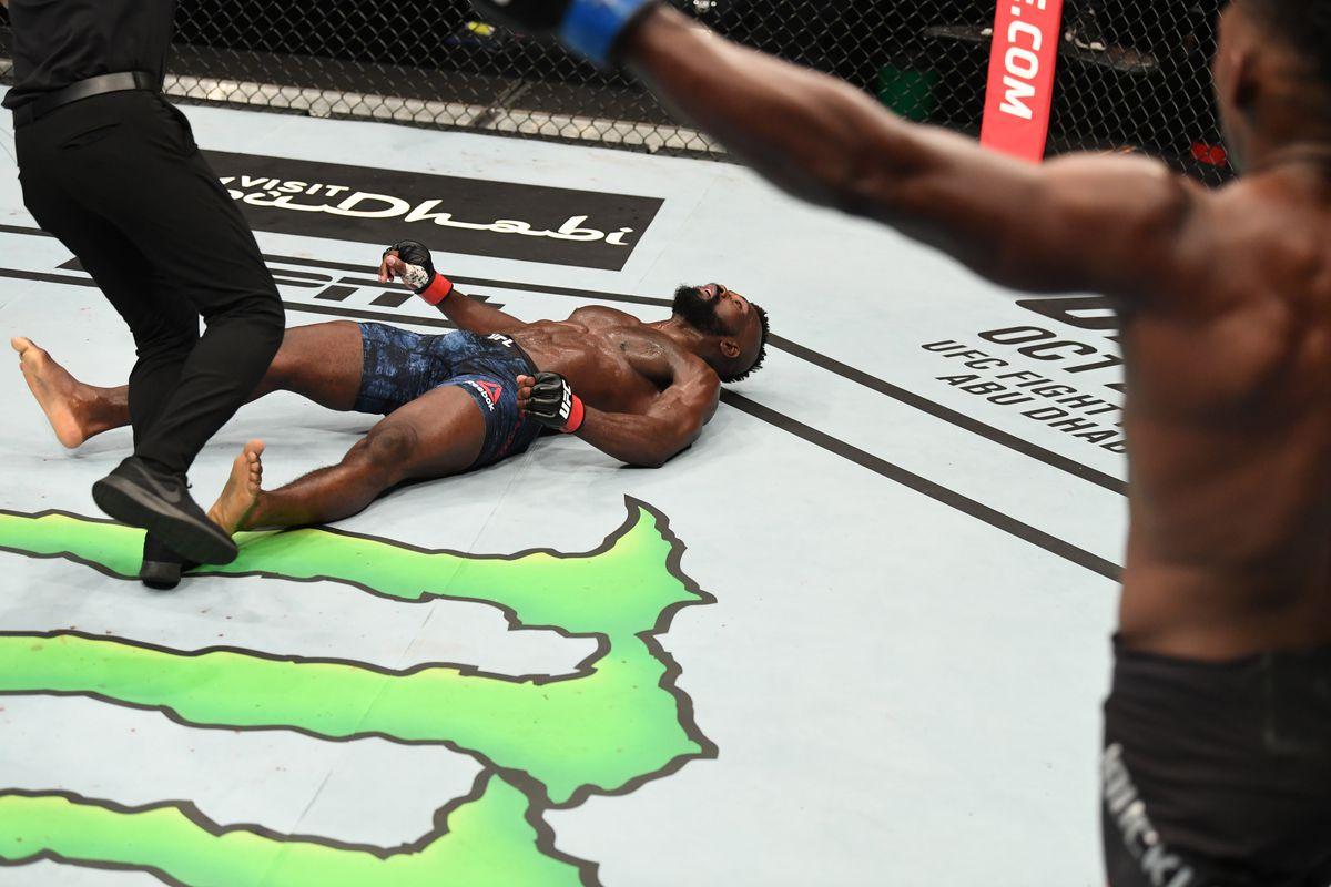 UFC Fight Night: Kasanganay v Buckley