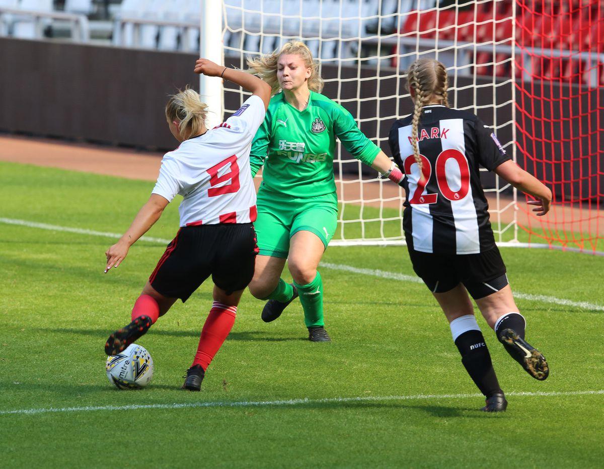 Sunderland Women v Newcastle United Ladies: FA Women's National League Cup