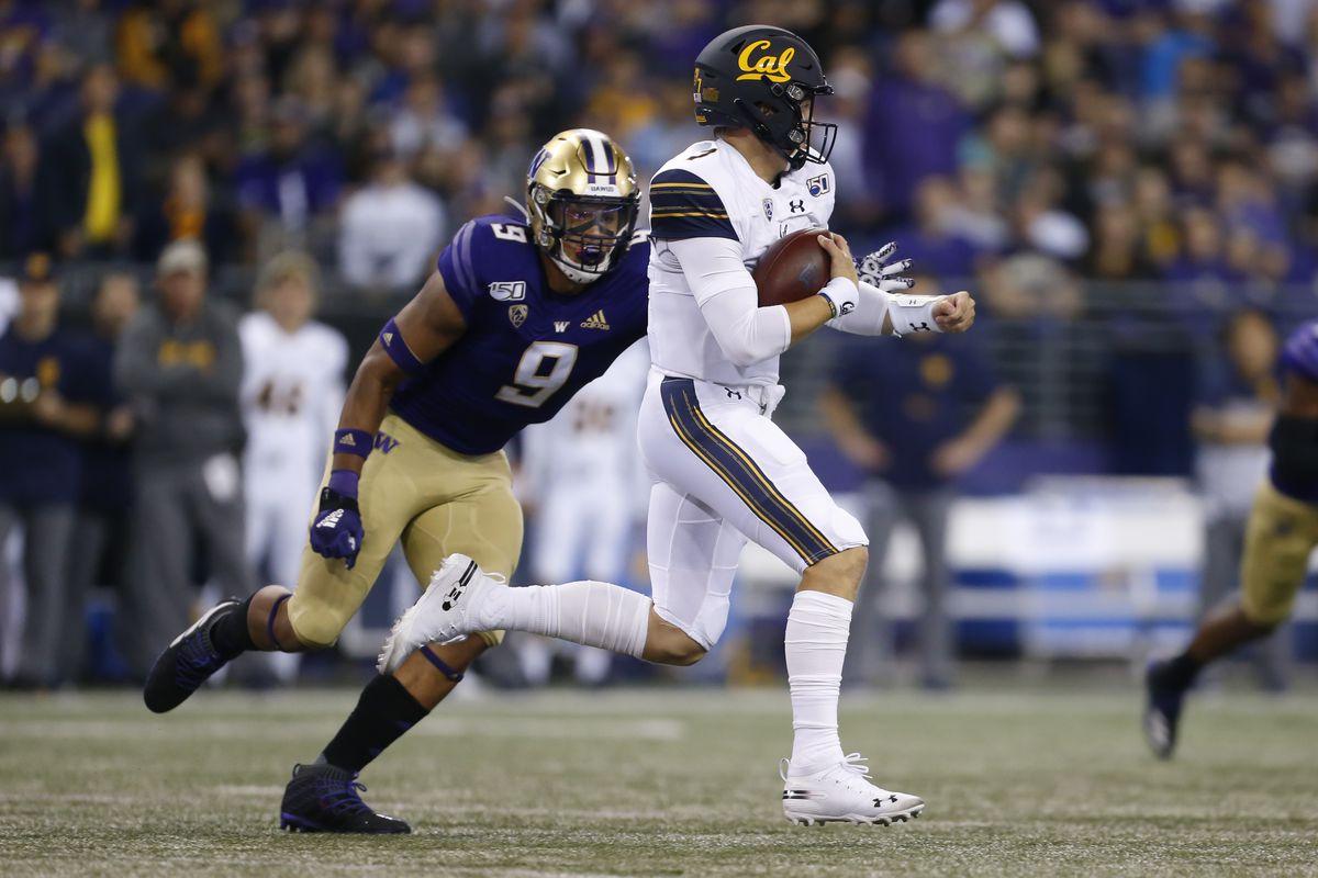 NCAA Football: California at Washington