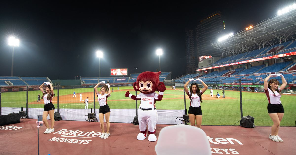 Want live baseball?  Give the (Taiwan) Chinese Professional Baseball League a try!