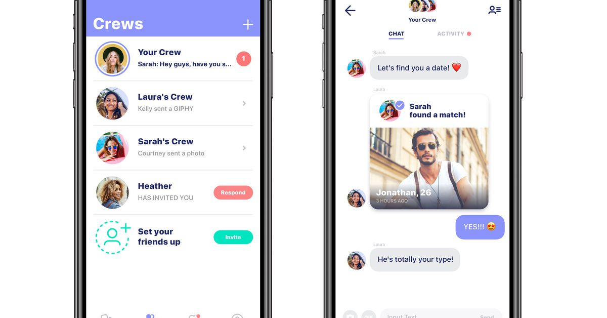 Best dating apps 2019 no swiping