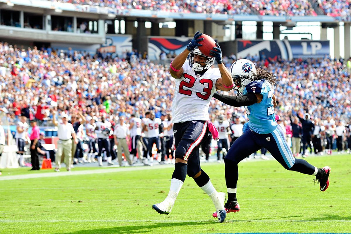 It took half a season, but Arian Foster is back atop the fantasy rankings.