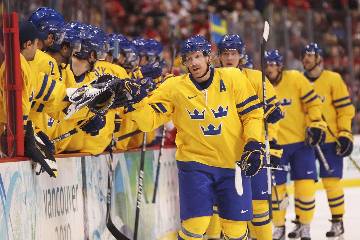 Winter Olympics 2014 preview: Sweden men's hockey team ...