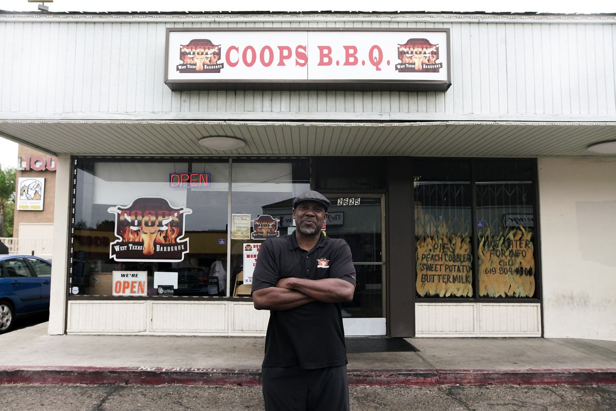 Lone Star Style: Coop's West Texas BBQ