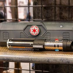 How fans will make their own lightsabers at Disney's Star
