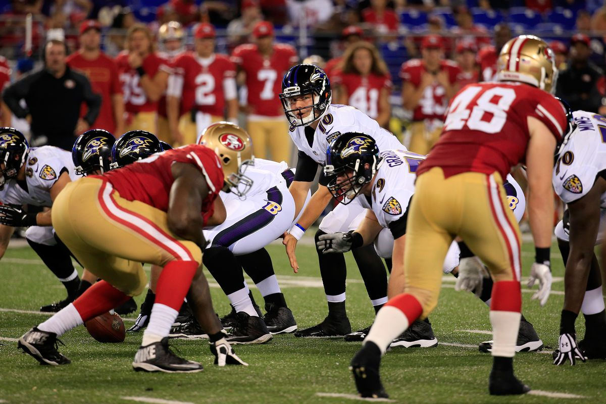 2015 nfl schedule: baltimore ravens looking to play 49ers, raiders