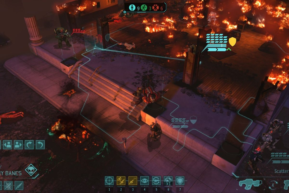 Someone made a playable XCOM game in Microsoft Excel - The Verge